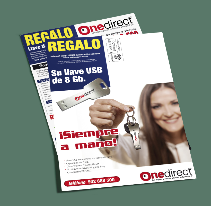promocional onedirect