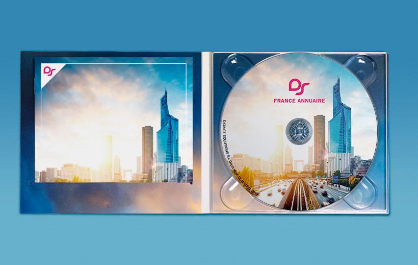 Diseño CD