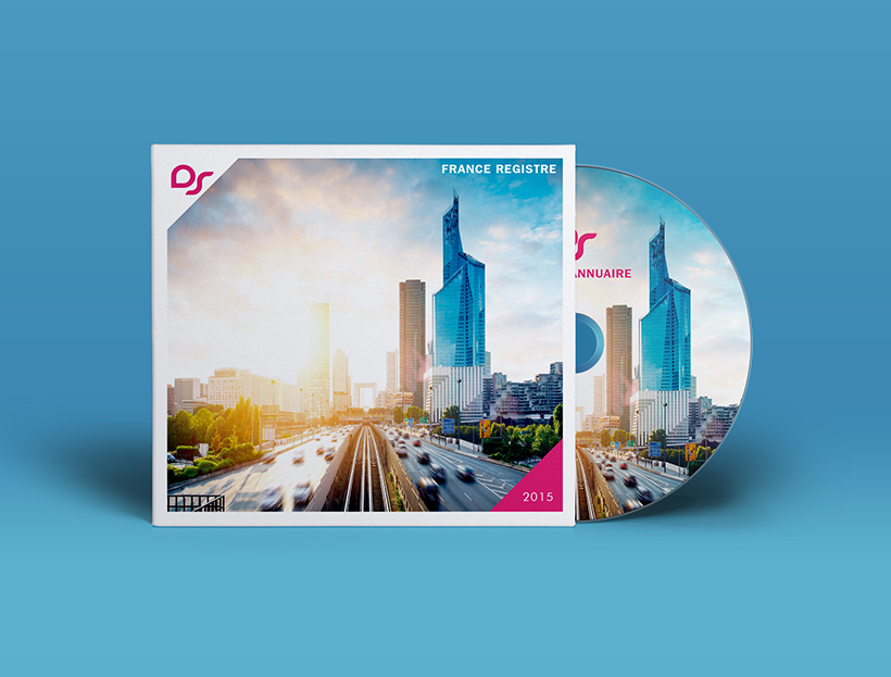 diseño gráfico CD